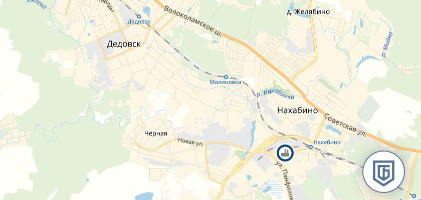 Бетонный завод в Дедовске