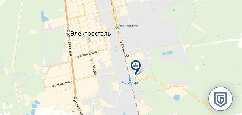 Бетонный завод в Электростали