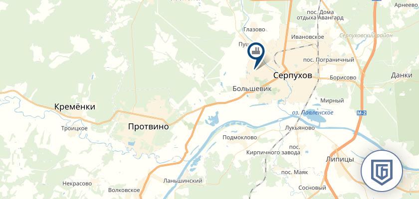 Бетонный завод в Протвино