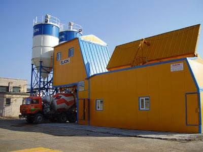 Бетонный завод в Лыткарино