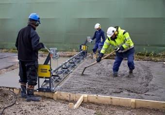 Применение бетона М400 В30
