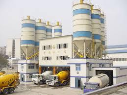 Бетонный завод в Островцах