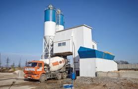 Бетонный завод в Нахабино