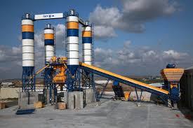 Бетонный завод в Пересвете